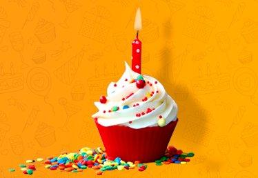 С днем рождения, дорогой друг!