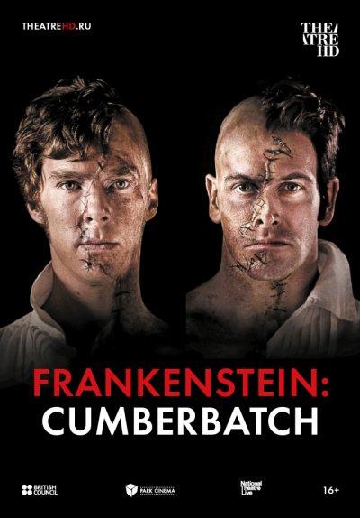 Frankenstein: Cumberbatch